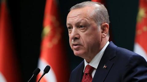 Cumhurbaşkanı Erdoğan'dan Netanyahu'ya: Elinde Filistinlilerin kanı var