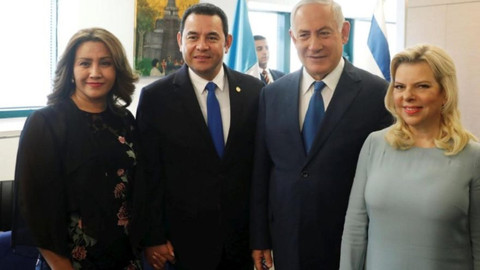 ABD'den sonra bir ülke daha Kudüs'e elçilik açtı