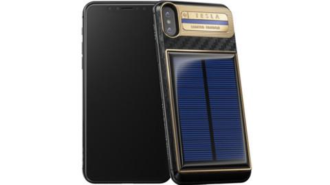 Elon Musk için üretilen iPhone X kılıfının fiyatı ve özellikleri nedir?