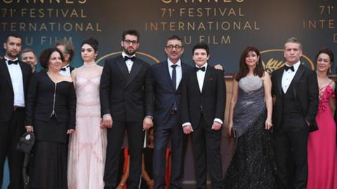Nuri Bilge Ceylan'ın yeni filmi Ahlat Ağacı Cannes gösteriminde dakikalarca alkışlandı