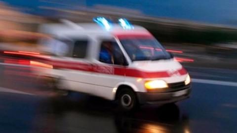 Kütahya'da otobüs devrildi: 1 ölü 16 yaralı