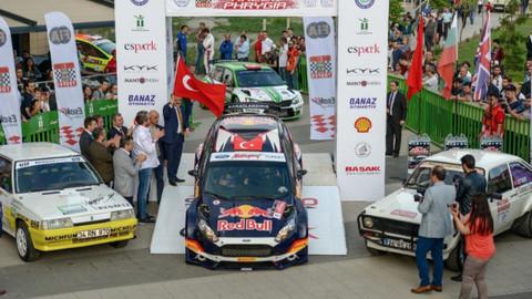 Sezonun ilk Türkiye Ralli Şampiyonası