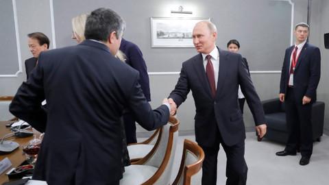 Rusya Lideri Putin'den S-400 açıklaması