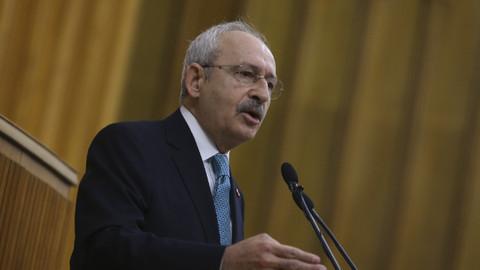 Seçim beyannamesini açıklayan Kılıçdaroğlu: Filistinlilere uygulanan vize sorununu kaldıracağız