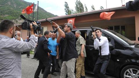 Artvin'de Kılıçdaroğlu'nun konvoyuna saldırı düzenleyen terörist etkisiz hale getirildi