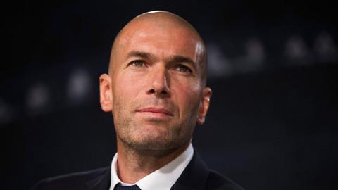 Zidane, Real Madrid'deki görevinden istifa etti
