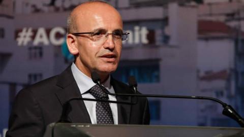 Mehmet Şimşek: Dolar şu anda kontrol altında