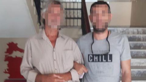 İngiltere'de aranıyordu, Türkiye'de yakalandı