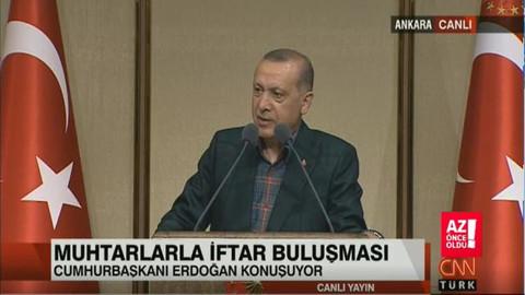 Cumhurbaşkanı Erdoğan: Tüm illerimizde Millet Kıraathaneleri kuracağız