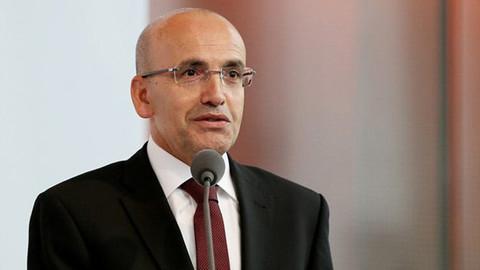 Mehmet Şimşek'ten Merkez Bankası açıklaması