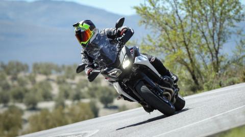 Yamaha motor yenilenen modellerini görücüye çıkarttı