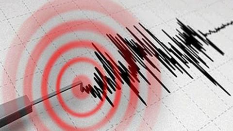 Ege Denizi'nde 4.2 büyüklüğünde deprem oldu