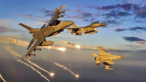 TSK: Kuzey Irak'ta 10 terörist etkisiz hale getirildi
