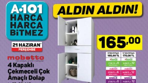 A101 21 Haziran aktüel ürünler kataloğu