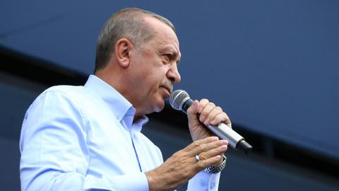 Cumhurbaşkanı Erdoğan: Bunlara verilen oylar haram