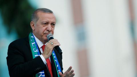 Cumhurbaşkanı Erdoğan'dan UBER açıklaması