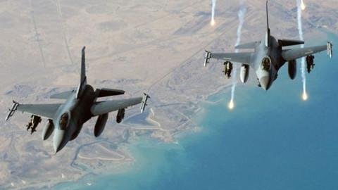 Terör örgütü DEAŞ liderlerinin toplantısına hava saldırısı: 45 ölü