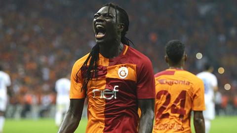 Gomis kararını verdi! Galatasaray'dan ayrılıyor mu?
