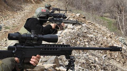 İçişleri Bakanlığı Bitlis'te 10 teröristin etkisiz hale getirildiğini açıkladı