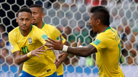 Dünya Kupası'nda Brezilya çeyrek finale yükseldi