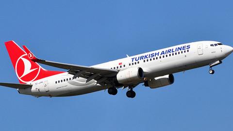 THY'nin toplam yolcu sayısı yıllık bazda arttı