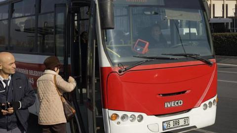 İzmir'de ulaşıma yüzde 5 zam geldi