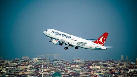 THY'nin ilk A321neo'su filoya katıldı