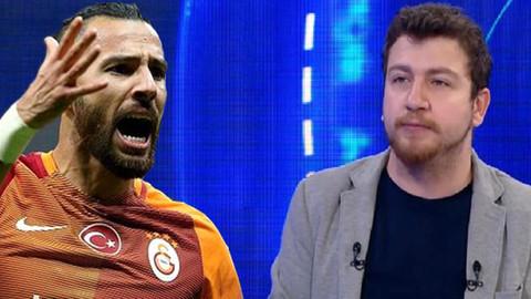 Galatasaraylı Yasin Öztekin gazeteci Uğur Karakullukçu'yu tehdit mi etti?