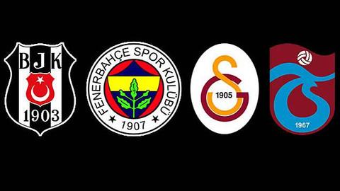 Fenerbahçe, Beşiktaş, Galatasaray ve Trabzonspor'un 15 Temmuz mesajı