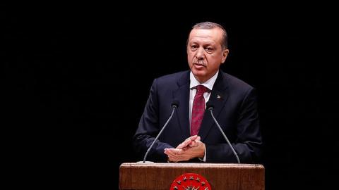 Cumhurbaşkanı Erdoğan, Akhisarspor'u tebrik etti