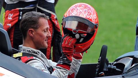Doktoru açıkladı: Schumacher'in şansı çok az