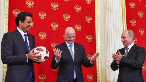 Rusya, o yetkisini Katar'a devretti