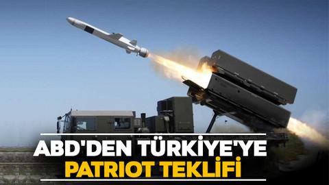 ABD, Türkiye'ye Patriot satmak istiyor iddiası