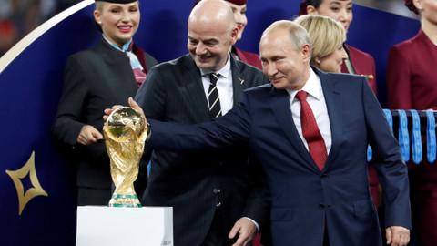 Rusya Dünya Kupası'ndan ne kadar kazandı?