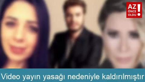 Mustafa Ceceli'nin eski karısı ile İntizar'ın görüntüleri ortaya çıktı