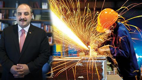 Bakan Varank: Sanayi üretimi beklentileri aştı