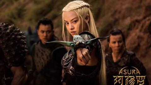 Çin'in en pahalı filmi gişede battı