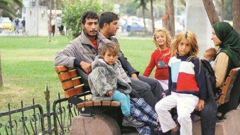 Türkiye nüfusunun yüzde 4.39'u Suriyeli