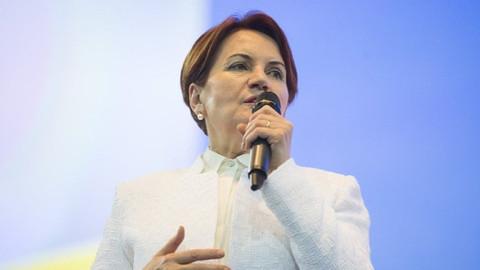 Az Önce! Akşener'in istifa haberlerine İYİ Parti'den ilk açıklama