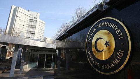 Türkiye'den BM'ye Kıbrıs tepkisi