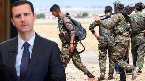 Esad, YPG ile masaya oturdu