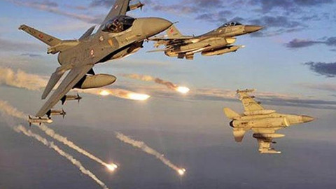 Şırnak'ta  5 terörist silahları ile etkisiz hale getirildi