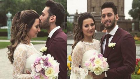 Hakan Çalhanoğlu eşi Sinem Gündoğdu'dan neden ayrıldı?