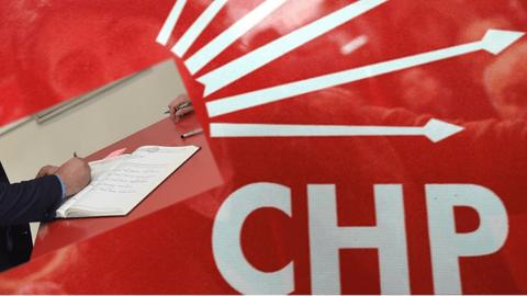 CHP'den imza açıklaması: Yeterli sayıda imza yok