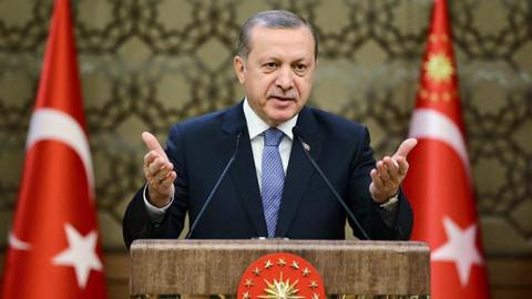 Erdoğan'dan iş dünyasına: Makul süre içinde her şey düzelecek
