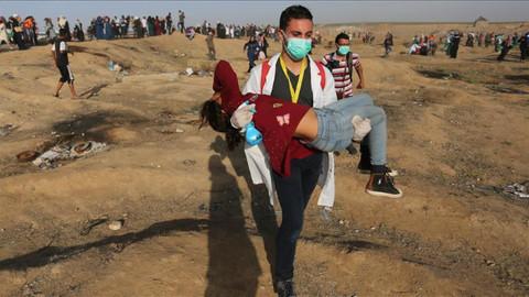 İsrail 2018'de 37 Filistinli çocuğu katletti