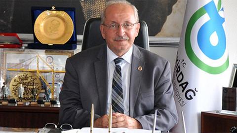 CHP'li başkandan Cumhurbaşkanı Erdoğan'a destek