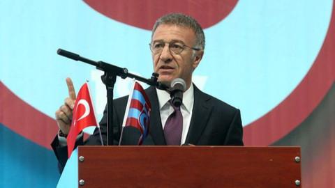 Başkan Ahmet Ağaoğlu yönetiminden 180 milyon TL'lik ödeme