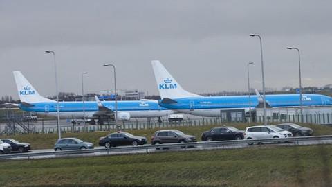 Hollanda'da bütün uçuşlar durduruldu!
