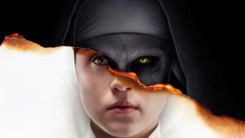 The Nun adlı filmin fragmanı çok korkunç olduğu için YouTube'dan kaldırıldı, konusu oyuncuları